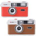【送料無料】【新品】 AGFA PHOTO Analogue Photo Camera 35mm フィルムカメラ