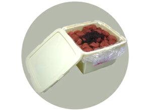 【送料無料】しそ漬梅 3kg塩分約13%【紀州みなべの南高梅 梅干し】