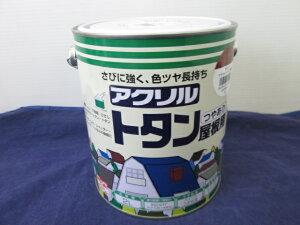 ニッペ 油性 アクリル トタン屋根用 2L