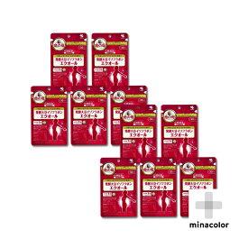 エクオール 30粒 ×10袋 小林製薬の栄養補助食品 発酵大豆イソフラボン(サプリメント)
