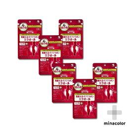 エクオール 30粒 ×6袋 小林製薬の栄養補助食品 発酵大豆イソフラボン(サプリメント)