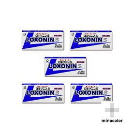 ロキソニンS 12錠 ×5個セット 処方薬と同じ成分(第1類医薬品)※セルフメディケーション税制対象