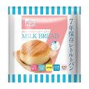7年保存レトルトパン ミルクブレッド 50個入り  【(非常食 保存食)/非常用食品】