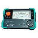 絶縁抵抗計(25、50、125、250V) 【防災用品/消防設備点検用具】