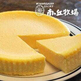 冷凍自家製[南ヶ丘牧場のチーズケーキ]
