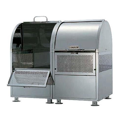 ダイケン クロムステンレス製ダストボックス クリーンストッカー CKM-TN120R (容量:660L)