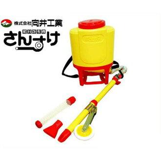 Mukai 工業肥料噴塗設備 sannsuke OB-24 (容量 24 L) [肥料噴塗設備],[s11] [r10]
