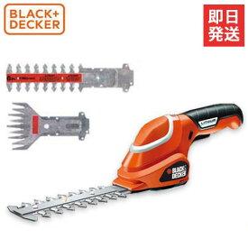 ブラック&デッカー 充電式バリカン GSL700 (7.2Vバッテリー+充電器セット) [BLACK&DECKER ブラックアンドデッカー]