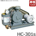[最大1000円OFFクーポン] 東浜 ロータリーブロアー HC-301s 単相100V0.75kWモーター付き/ベルトカバー型 [浄化槽 ブロ…
