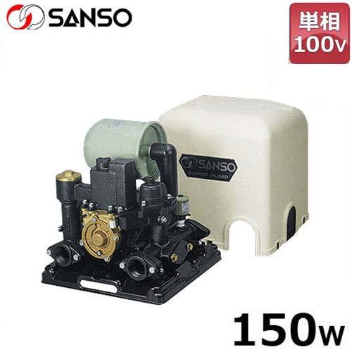 三相電機 浅井戸ポンプ PAZ-1531 (単相100V150W)