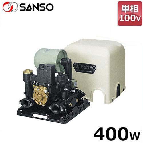 三相電機 浅井戸ポンプ PAZ-4031 (単相100V400W)