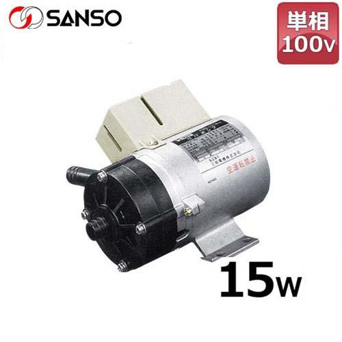 三相電機 マグネットポンプ PMD-121B6 (単相100V15W/冷水・温水用)