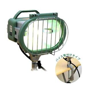 ハタヤ 瞬間点灯型メタルハライドランプ MLV-110KH (100V/150W/コード長10m) [投光器 HATAYA]