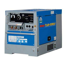 デンヨー 防音型ディーゼルエンジン溶接機 TLW-230LS (溶接発電兼用) [エンジンウェルダー]