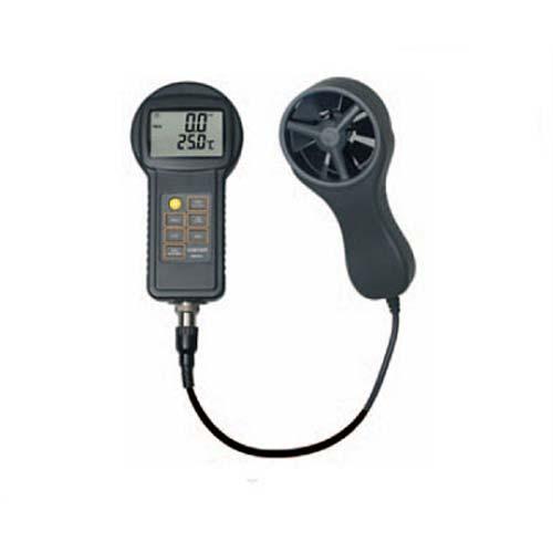 カスタム デジタル風速/風量計 (WS-01) 風速・風量・温度の測定可能