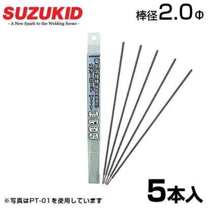 スター電器低電圧鋳鉄用『スターロードT-1』PT-01(2.0Φ×5本)[r20]