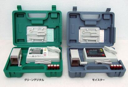 オガ電子穀物用水分計モイスターTD-6