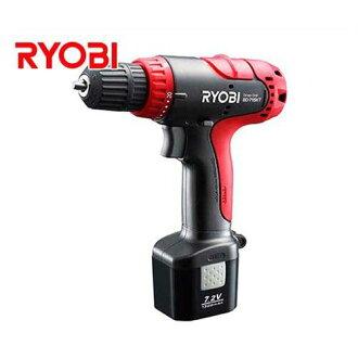 Ryobi充电式司机训练BD-715KT[Ryobi电动司机电训练4万7529A][r11][s1-120]