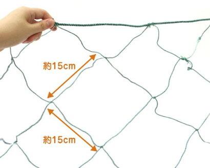 多用網180cm×18m(カラー:緑・青・赤・紫/再生海苔網使用)《お得5枚セット》[のり網防獣ネットイノシシシカ犬ネコ防鳥ネット][r10][s11]
