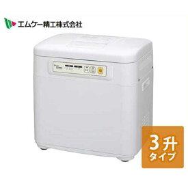 エムケー 餅つき機 RM-301SN (3升タイプ/蒸し機能付き)