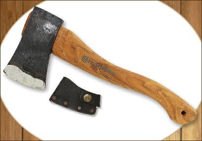 ハスクバーナ手斧576926401(全長38cm)[Husqvarna斧薪薪割り斧]