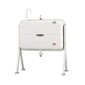 [最大1000円OFFクーポン] サンダイヤ 灯油タンク 200型 標準タイプ KS3-200SJ (鋼板製)
