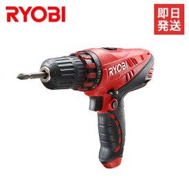 リョービ ドライバードリル CDD-1020 (100V/トルク30N・m) 645801A [RYOBI 電動ドライバー 電気ドリル]