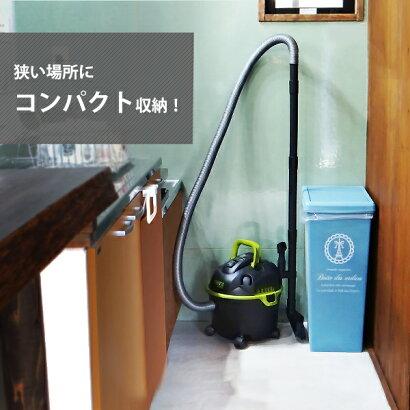 [最大1000円OFFクーポン]ミナト乾湿両用掃除機バキュームクリーナーMPV-101[業務用掃除機集塵機]