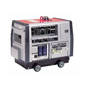 [最大1000円OFFクーポン] 新ダイワ(やまびこ) ガソリンエンジン溶接機 EGW180MS-V (防音型/三電源対応) [エンジンウェルダー]