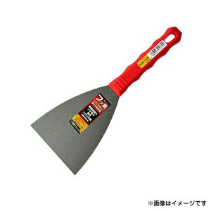 富田刃物 フッ素スクレーパー 100mm No.5370 [仁作 DIY用 スクレイパー はがし]