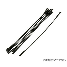 【メール便】SK11 電動糸鋸刃曲線切用10本入 SI-78Pピンエンド 4977292373401 [電動糸鋸刃]