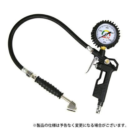 SK11エアーチャックガンデュアルATG-003[電動工具エアーツールタイヤチャックゲージ4977292460699][r11]
