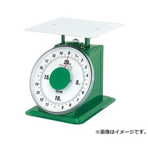 大和 大型上皿はかり 20kg SD-20 4979916646014 [はかり・万歩計・数取器]