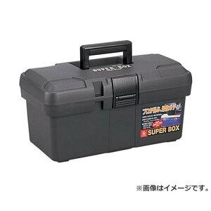リングスター スーパーボックス SR-400 グレー 4963241001822 [工具箱 プラスチック製]