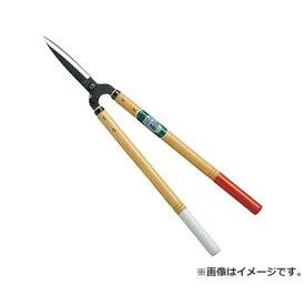 岡恒 刈込鋏 55型 NO.204 4968779204004 [刈込鋏 木柄][r13][s2-100]