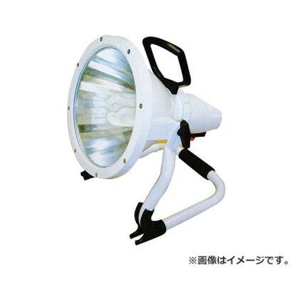 Caster蛍光灯45Wスタンド白CPW-45[ワークサポート作業・警告・防犯灯投光器・替え球4560150940459][r11][s11]