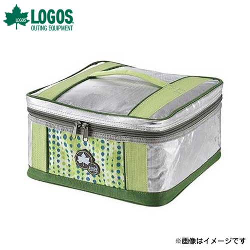 ロゴス(LOGOS) insul10 ピザクーラー&ウォーマー 81670560 [バーベキュー クーラー クーラー・保冷剤]