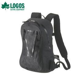 ロゴス(LOGOS) SPLASH mobi ザック14(ブラックカモ) 88200016 [リュック ザック バッグ]