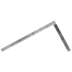 シンワ測定 曲尺中金普及型 ステン 60cm/2尺 併用目盛 63412 4960910634121