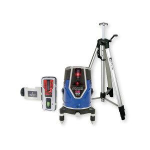 シンワ測定 レーザーロボ Neo E Sensor 51AR 受光器・三脚セット 71516 4960910715165