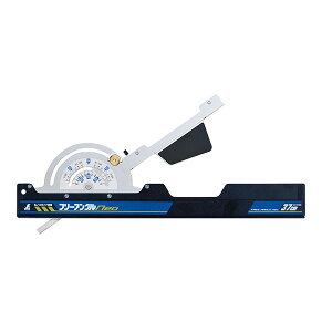シンワ測定 丸ノコガイド定規 フリーアングル Neo 37cm 73166 4960910731660