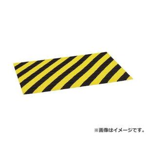TRUSCO ジャバラマット 600X900mm トラ柄 TNC6090YB [r20][s9-810]