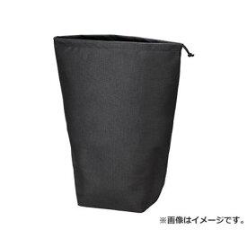 TRUSCO 不織布巾着袋10枚入 黒 500X420X220MM TNFD10L 10枚入 [r20][s9-810]
