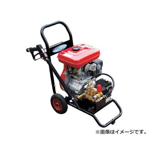 スーパー工業 エンジン式高圧洗浄機SEC-1520-2(コンパクト&カート型) SEC15202