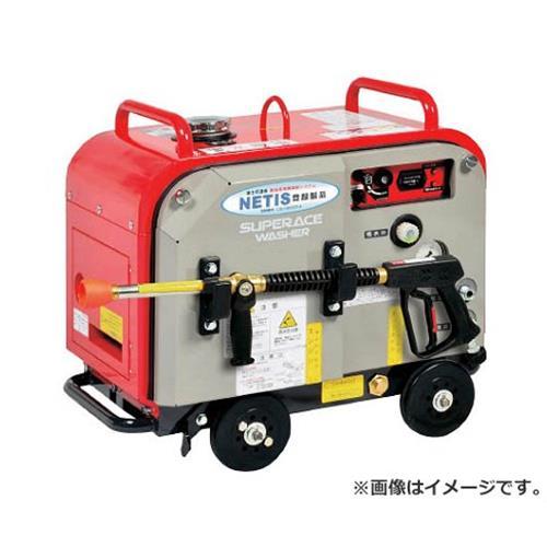 スーパー工業 ガソリンエンジン式 高圧洗浄機 SEV-2108SS(防音型) SEV2108SS