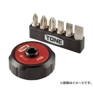 TONE フィンガーラチェットレンチセット FRB6S [r20][s9-810]