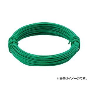 TRUSCO カラー針金 小巻タイプ・18番手 緑 線径1.2mm TCWS12GN [r20][s9-810]