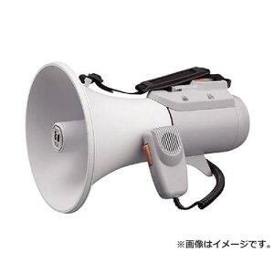 TOA 中型ショルダー型メガホン ホイッスル音付き ER2115W [r20][s9-831]