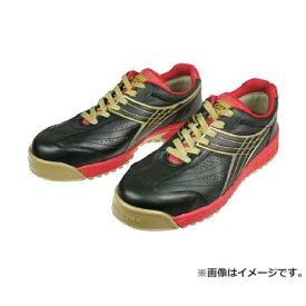 ディアドラ DIADORA 安全作業靴 ピーコック 黒 27.5cm PC22275 [r20][s9-830]