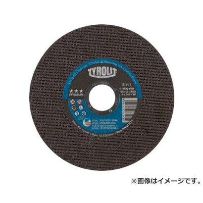 TYROLIT切断砥石プレミアムタイプ178X2.5X22.23mm872341×25枚セット[r20]